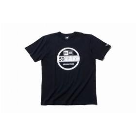 ニューエラ(NEW ERA) コットン Tシャツ バイザーステッカーロゴ 11782976 (Men's)