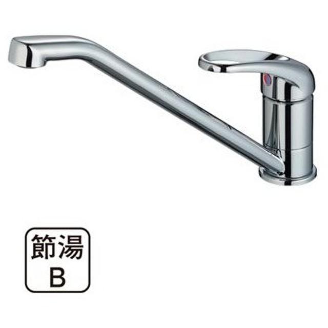 三栄水栓[SANEI]【K87111JV-13】シングルワンホール混合栓[新品]