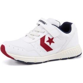 converse(コンバース) KIDS WV SL(キッズWVSL) 32715920 ホワイト/レッド/ネイビー スニーカー ボーイズ