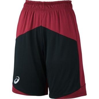 (セール)ASICS(アシックス)バスケットボール ジュニア プラクティスショーツ JR.プラクティスパンツ 2064A008.001 ジュニア BK/バーカンテイ