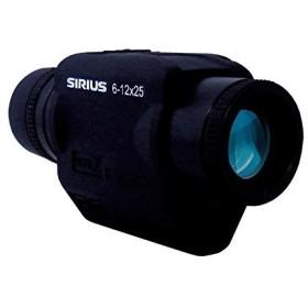 Sirius ズーム防振スコープ シリウス6-12x25 AIS-1-6-12x25 [ズーム防振スコープ] 単眼鏡