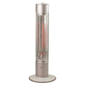 【完売】コイズミ 電気ストーブ シーズヒーター グレー 2018暖房 KSS0882H||