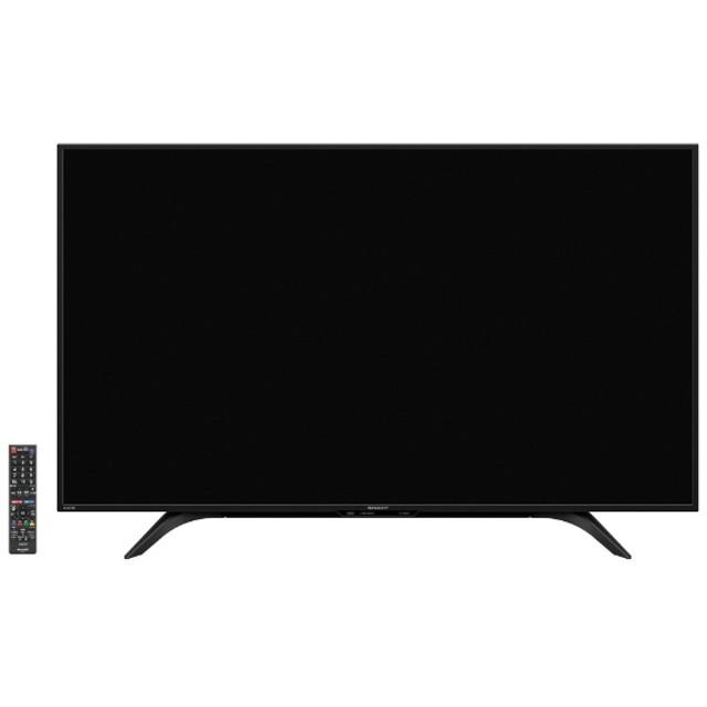 4K対応液晶テレビ 4T-C50AH2 [50V型 /4K対応]