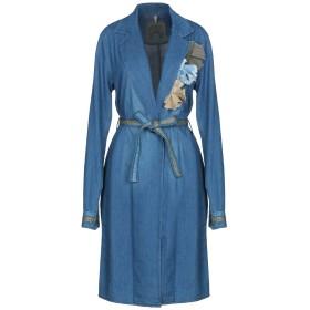 《期間限定 セール開催中》ALESSANDRA CHAMONIX レディース デニムアウター ブルー 42 紡績繊維 100%