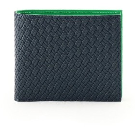 タケオキクチ マルチカラー2つ折り財布 [ 財布 二つ折り カラフル ] メンズ グリーン(522) 00 【TAKEO KIKUCHI】