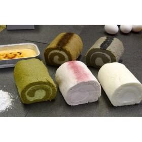 佐賀県産米粉ロールケーキ 6種セット