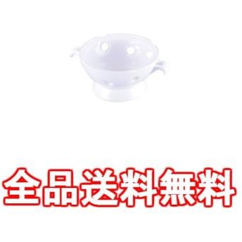特白磁蓋付チンタンスープ・ウォーマースタンド 453302