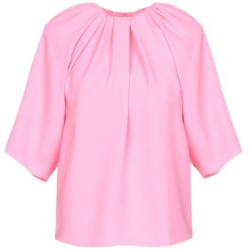 《セール開催中》MAISON MARGIELA レディース ブラウス ピンク 40 100% ポリエステル