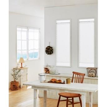 フェミニンフラワー柄。小窓用カフェカーテン のれん・カフェカーテン