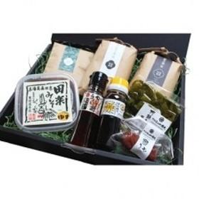 【阿蘇・高森町まるごと詰め合わせギフト】お米とお米を美味しく味わうためのお礼品いろいろお試しセット