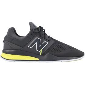 《セール開催中》NEW BALANCE メンズ スニーカー&テニスシューズ(ローカット) 鉛色 9 紡績繊維 247 Tritium Pack