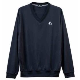 ルーセント テニス トレーニングジャケット サマートレーナー U ブラック  lucent XLT-3079