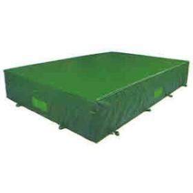 中津テント エバーマット  屋外用 防炎 防菌 防臭ウレタンマット200×300×50  HB-650