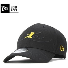 ニューエラ ブルース・リー コラボ キャップ 帽子 9FORTY ブラック