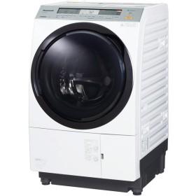 PANASONIC NA-VX8900L クリスタルホワイト [ななめ型ドラム式洗濯乾燥機(洗濯11.0kg/乾燥6.0kg)左開き] 洗濯機