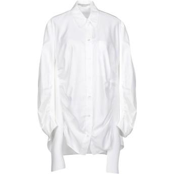 《セール開催中》STELLA McCARTNEY レディース シャツ ホワイト 36 100% コットン