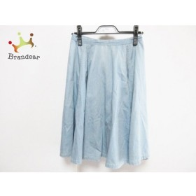 ジルバイジルスチュアート JILL by JILLSTUART スカート サイズS レディース ライトブルー   スペシャル特価 20190624