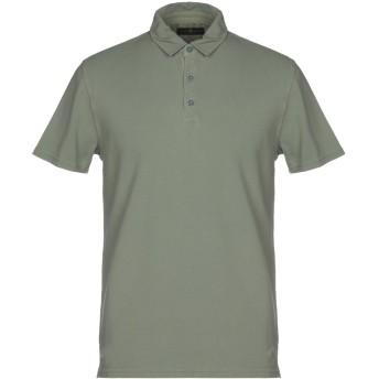 《期間限定セール開催中!》HENRI LLOYD メンズ ポロシャツ ミリタリーグリーン S コットン 100%