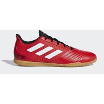 (セール)adidas(アディダス)サッカー フットサル インドア プレデター タンゴ 18.4 サラ FBX14 DB2172 コアブラック/ランニングホワイト/レッド