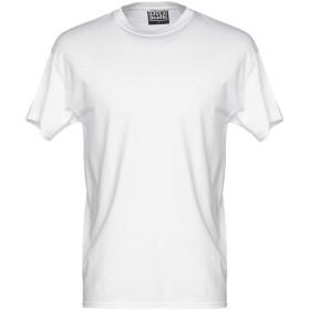 《期間限定セール開催中!》LIFE'S A BEACH SURFGEAR メンズ T シャツ ホワイト S 97% コットン 3% ポリウレタン