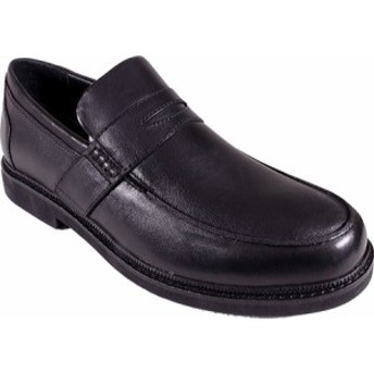 アペックス ローファー メンズ【Apex Lexington Penny Loafer】Black Full Grain Lea