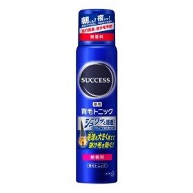 サクセス 薬用育毛トニック 無香料 ミニ 73g