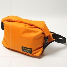 【4524486059636】【DEGNER(デグナー)】 ショルダーレインバッグ/SHOULDER RAIN BAG(オレンジ) [NB-91-OR] <br>【WEB正規代理店】