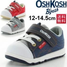 ベビーシューズ ベビー靴 オシュコシュ OSHKOSH Bgosh スニーカー デニム 子供靴 12.0cm-14.5cm /OSK-B415