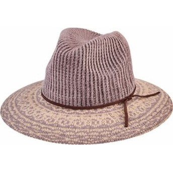 サンディエゴハットカンパニー フェドラハット レディース【San Diego Hat Company Knit Pattern Fedora CTH