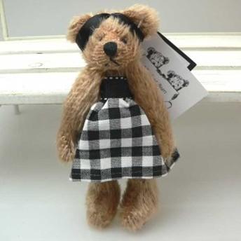 【レビューで10%ポイント】Settler Bears セトラベアーズ Chanel 可愛いハンドメイドテディベアテディベア ぬいぐるみ テディベア クマ