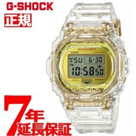 Gショック 35周年記念モデル メンズ グレイシアゴールド 腕時計 DW-5735E-7JR ジーショック