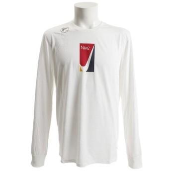 ナイキ(NIKE) SB カラーブロック長袖Tシャツ 923463-100FA18 (Men's)