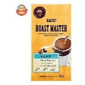 UCC ROAST MASTER (ローストマスター) ドリップコーヒー マイルド for BLACK (7.5g×4P)×12(6×2)箱入