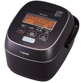 NW-JB101BK-TA 炊飯器 極め炊き ブラウン [5.5合 /圧力IH]