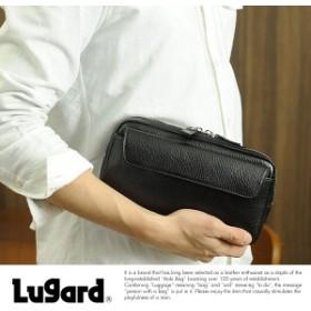 青木鞄 Lugard 2wayセカンドバッグ BALBOS No.4302-10 【送料無料】