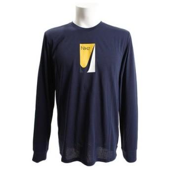 ナイキ(NIKE) SB カラーブロック長袖Tシャツ 923463-451FA18 (Men's)