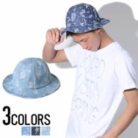セール SALE 30%OFF 帽子 バケットハット メンズ SB select シルバーバレットセレクト ALOHA BUCKET HAT 即日発送 バケットハット メンズ