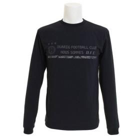 デュアリグ(DUARIG) DFC天竺長袖Tシャツ 863D8ES2686 BLK (Men's)