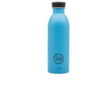 タンブラー 水筒 ウォーターボトル メンズ【24 Bottles Urban Bottle】Lagoon Blue Satin 50