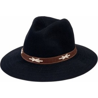 サンディエゴハットカンパニー フェドラハット レディース【San Diego Hat Company Knit Fedora KNH8011】B