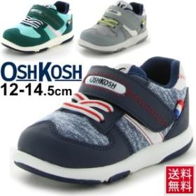 オシュコシュ ベビーシューズ OSHKOSH Bgosh ベビー靴 ベビースニーカー 子供靴 幼児 男の子 12cm-14.5cm /OSK-B405/