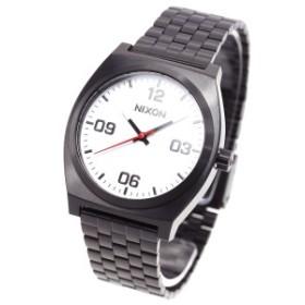 50da540299 ニクソン NIXON タイムテラー コープ TIME TELLER CORP 腕時計 メンズ レディース ブラック/ホワイト NA1247005-