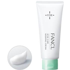 FANCL(ファンケル)公式 アクネケア 洗顔クリーム<医薬部外品> 1本