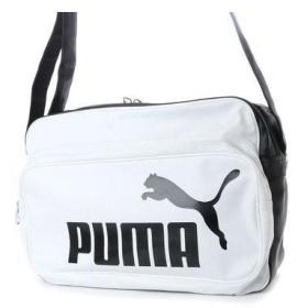 プーマ PUMA エナメルバッグ トレーニング PU ショルダー L 075371 736