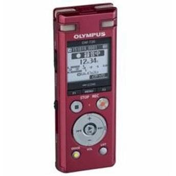 ●◆OLYMPUS ICレコーダー Voice-Trek レッド DM-720-RED DM-720