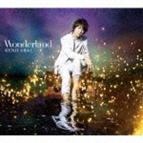 [枚数限定][限定盤]Wonderland(初回限定生産盤)/浦井健治[CD+DVD]【返品種別A】