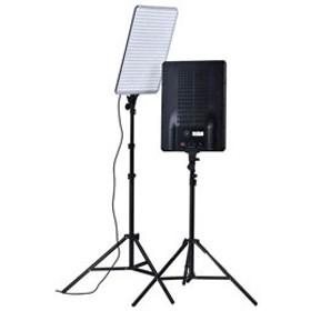 ●◆LPL LEDライトパネルプロ VLF-5400X スタンド付 L27551