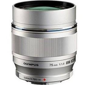 ●◆OLYMPUS 交換レンズ ETM75F1.8 ETM75F1.8