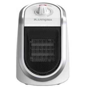 Dimplex  ディンプレックス  【USBポート付 デスクトップファンヒーター 電気ストーブ 暖房目安:1~2畳】 DDFJ250-W(ホワイト) [DDFJ25