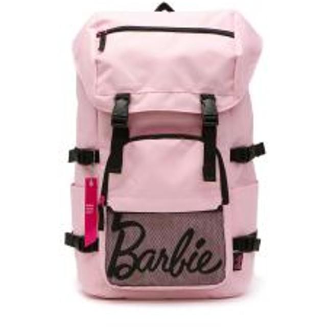 【セール】バービー リュック Barbie バッグ シエラ スクールバッグ リュックサック フラップタイプ デイパック バックパック 通学 スクール スポーツ 17L B4 レディース 可愛い 中学生 高校生